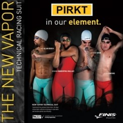 FINIS New Vapor Technical Racing Suit