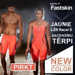 SPEEDO Fastskin LZR Racer X New Limited Edition Color